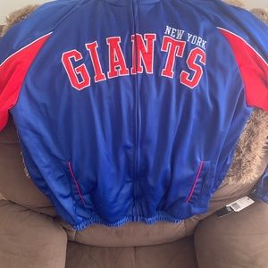 NY giants jacket - OFFICIAL NFL